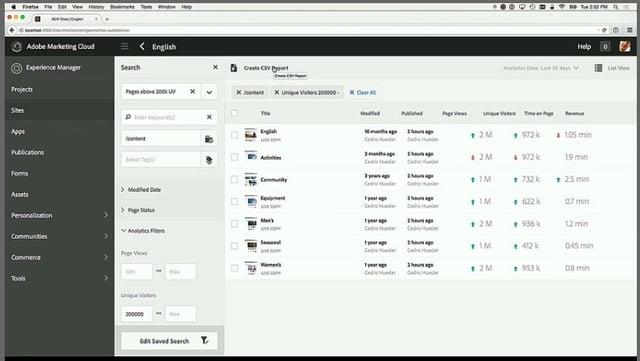 Adobe Experience Manager 6.1, AEM 6.1, Adobe Marketing Cloud, Adobe Experience Manager Upgrades, AEM Upgrades, Adobe Experience Manager New Features