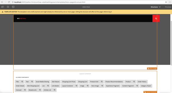 9_AEM editable templates