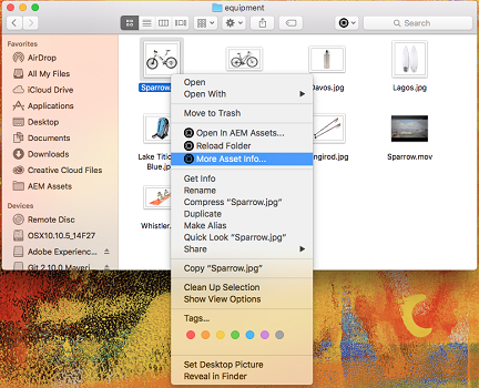 AEM Desktop App Provides a Native Experience for Content Authors